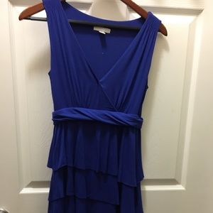 NY & Co. Blue Dress - Size XS